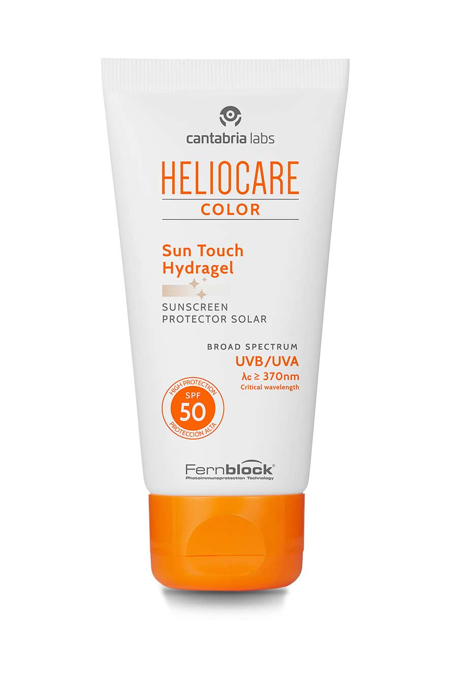 Heliocare Color Sun Touch Hydragel SPF50 50ml