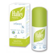 Halley Repelente infantil Loción 100ml
