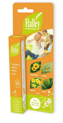 Halley PicBalsam Roll-on Picaduras Insectos