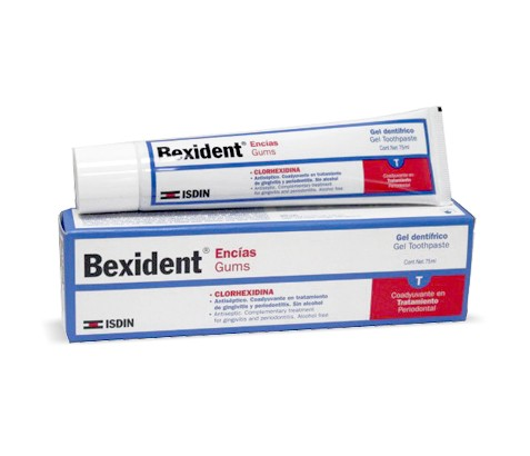 Bexident Encías Gel Dentífrico 75ml.