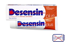 Desensin Plus Pasta Dentífrica 125ml.