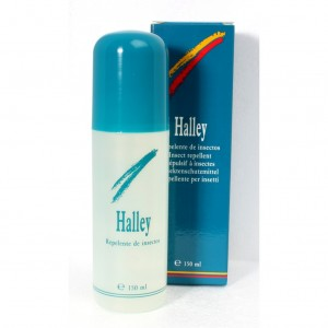 Halley Repelente de Insectos Spray 150ml.