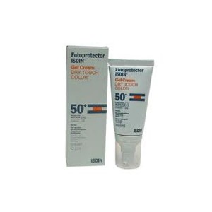 Fotoprotector Isdin Gel-Cream Dry Touch Color 50+ 50ml.