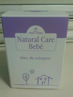 Natural Care Colonia de Bebé 100ml.